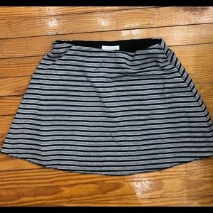 Striped Brandy Melville Skirt